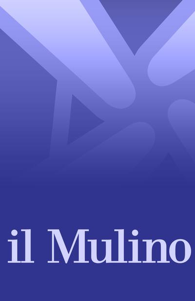 Cover Politica in Italia. I fatti dell'anno e le interpretazioni. Edizione 1994