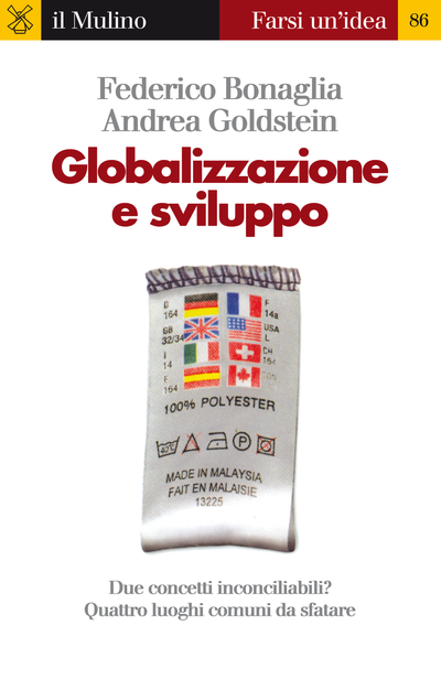Copertina Globalizzazione e sviluppo