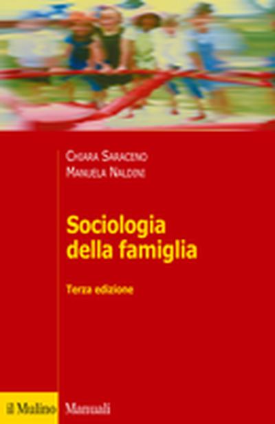 Cover Sociologia della famiglia