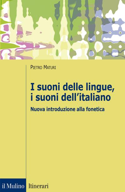 Cover I suoni delle lingue, i suoni dell'italiano