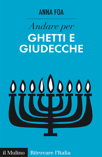 Cover Discover Jewish Ghettoes and Quarters in Italy