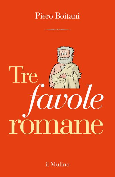 Cover Three Roman Fables