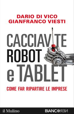 copertina Cacciavite robot e tablet