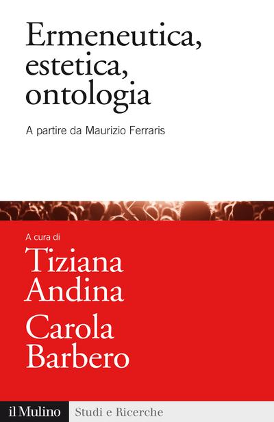 Cover Ermeneutica, estetica, ontologia