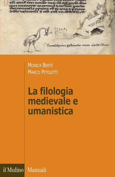 Cover La filologia medievale e umanistica