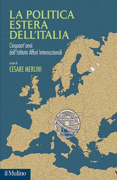 Cover La politica estera dell'Italia