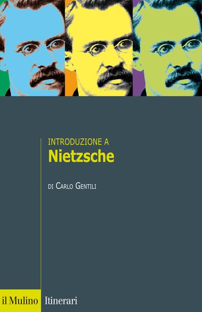 Copertina Introduzione a Nietzsche