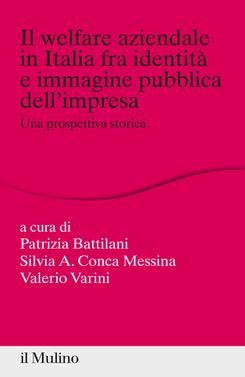 copertina Il welfare aziendale in Italia fra identità e immagine pubblica dell'impresa
