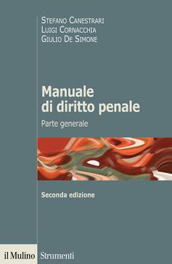 copertina Manuale di diritto penale