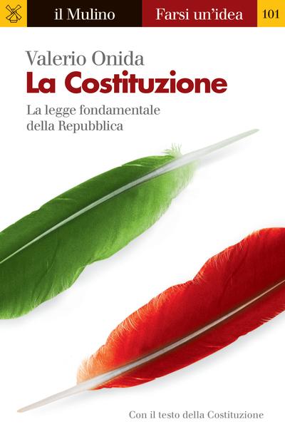 Cover La Costituzione