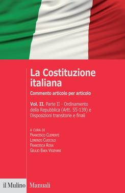 copertina La Costituzione italiana