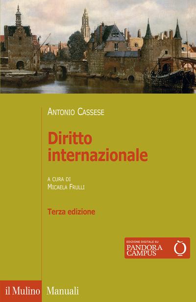 Cover Diritto internazionale