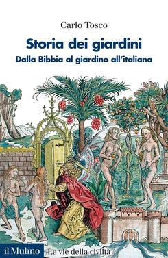 copertina A History of Gardens