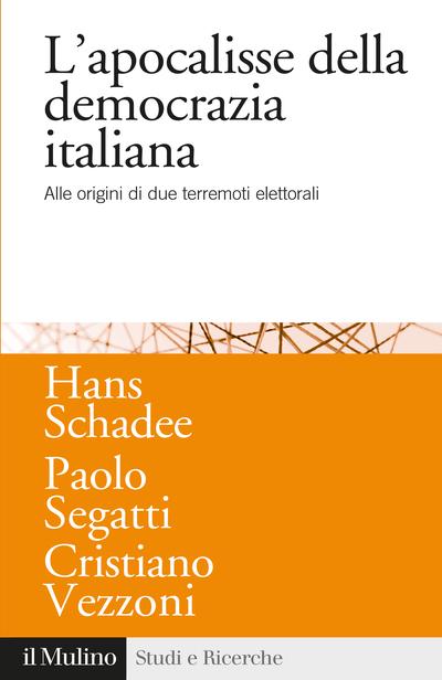 Cover L'apocalisse della democrazia italiana