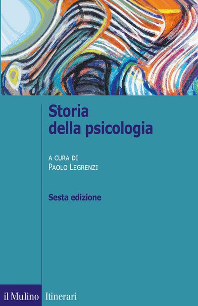 Cover Storia della psicologia
