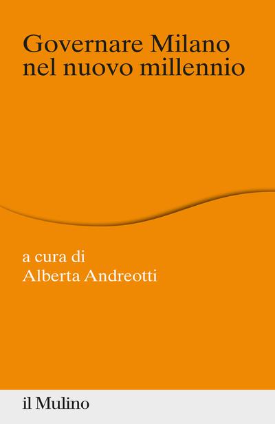 Cover Governare Milano nel nuovo millennio