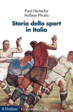 copertina Storia dello sport in Italia