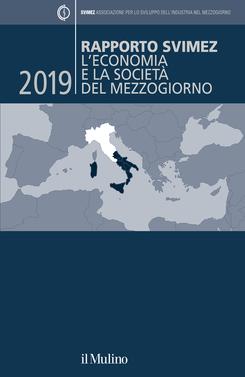 copertina Rapporto Svimez 2019