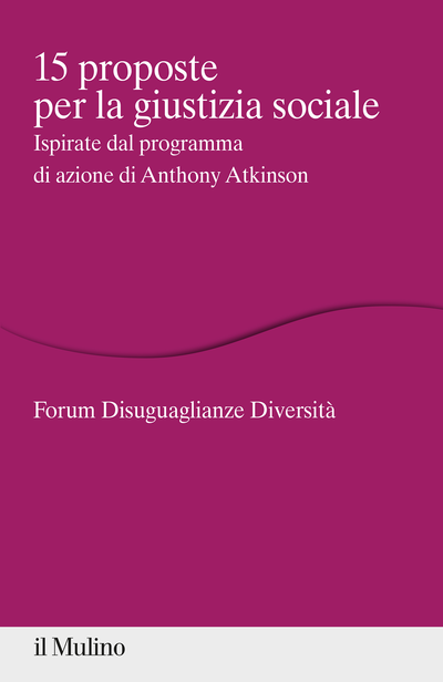 Cover 15 proposte per la giustizia sociale