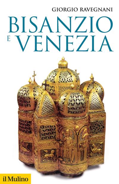 Copertina Bisanzio e Venezia