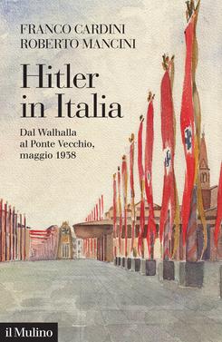 copertina Hitler in Italia