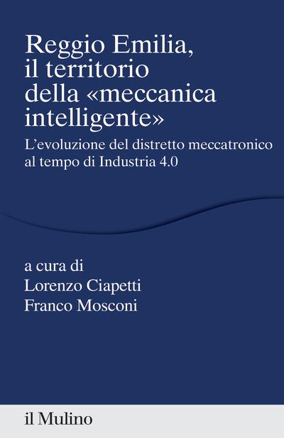 Cover Reggio Emilia, il territorio della