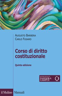 copertina Corso di diritto costituzionale