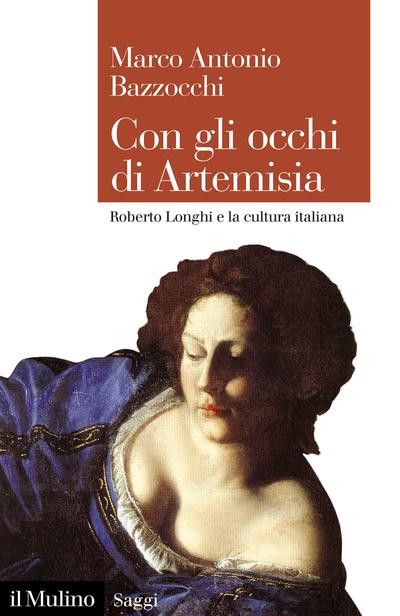 Cover Con gli occhi di Artemisia