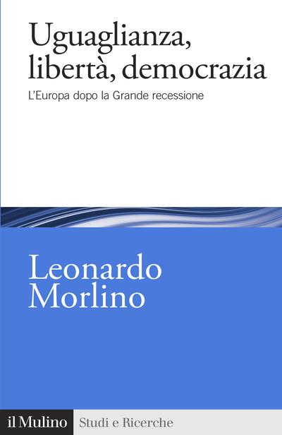 Cover Uguaglianza, libertà, democrazia